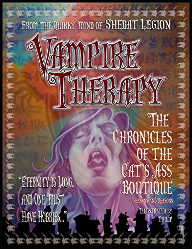 Vampire Therapy Cover