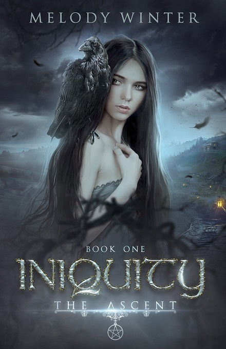 Iniquity Book Cover