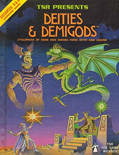Deities & Demigods Cover